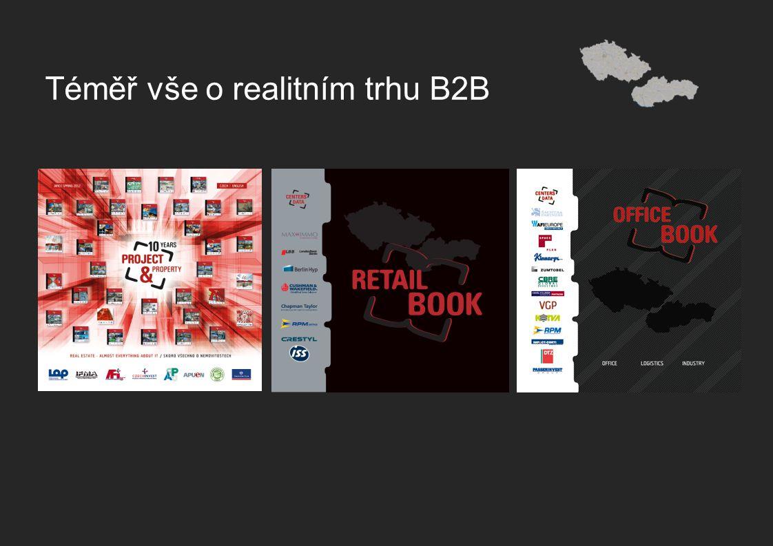 Téměř vše o realitním trhu B2B