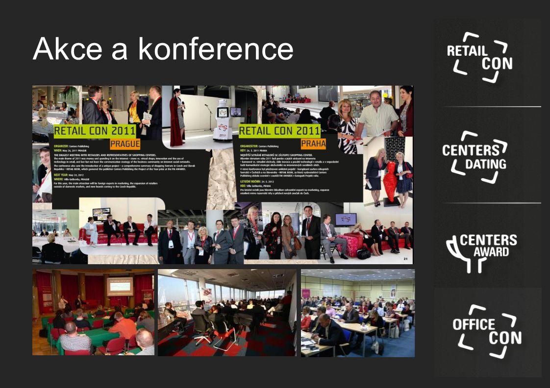 Akce a konference