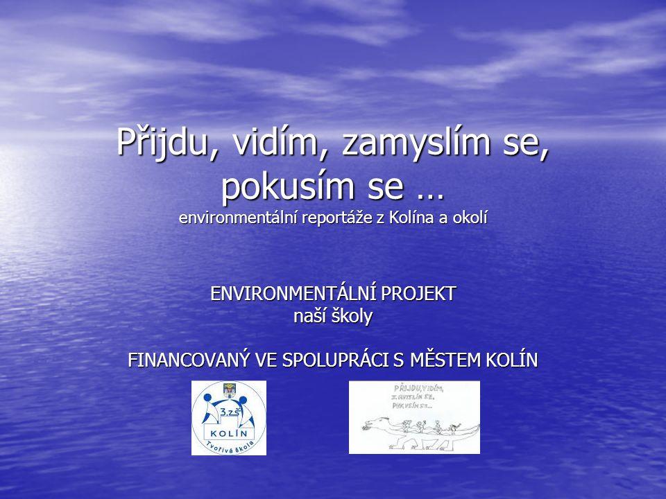 Vítězná práce – 4.skupina Vodní elektrárna Poděbrady I.