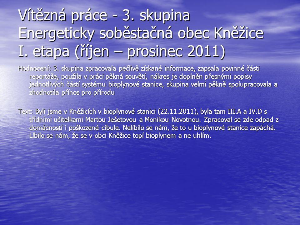 Bioplynová stanice Kněžice, nákres 3. skupiny