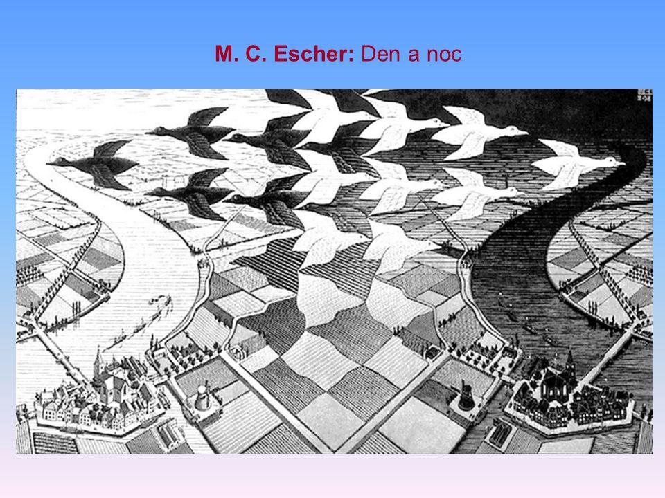 M. C. Escher: Den a noc