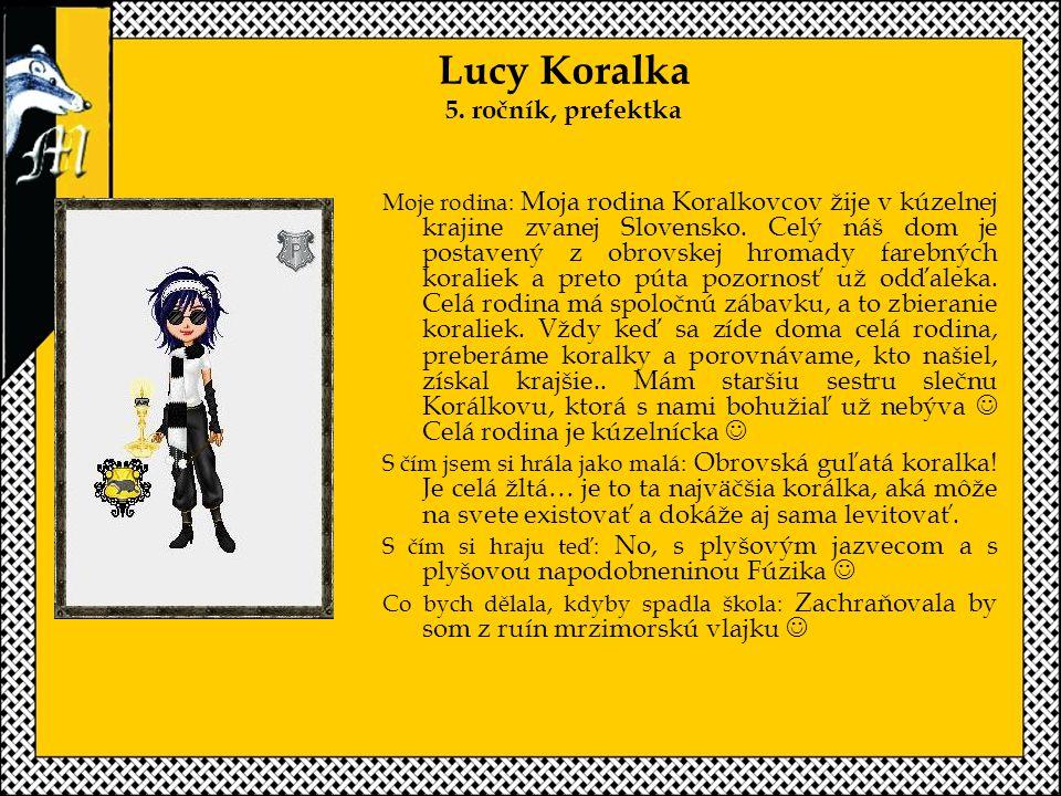 Lucy Koralka 5.