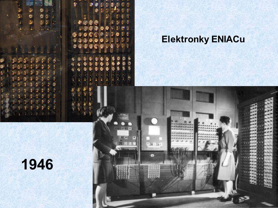 Terminál ENIACu