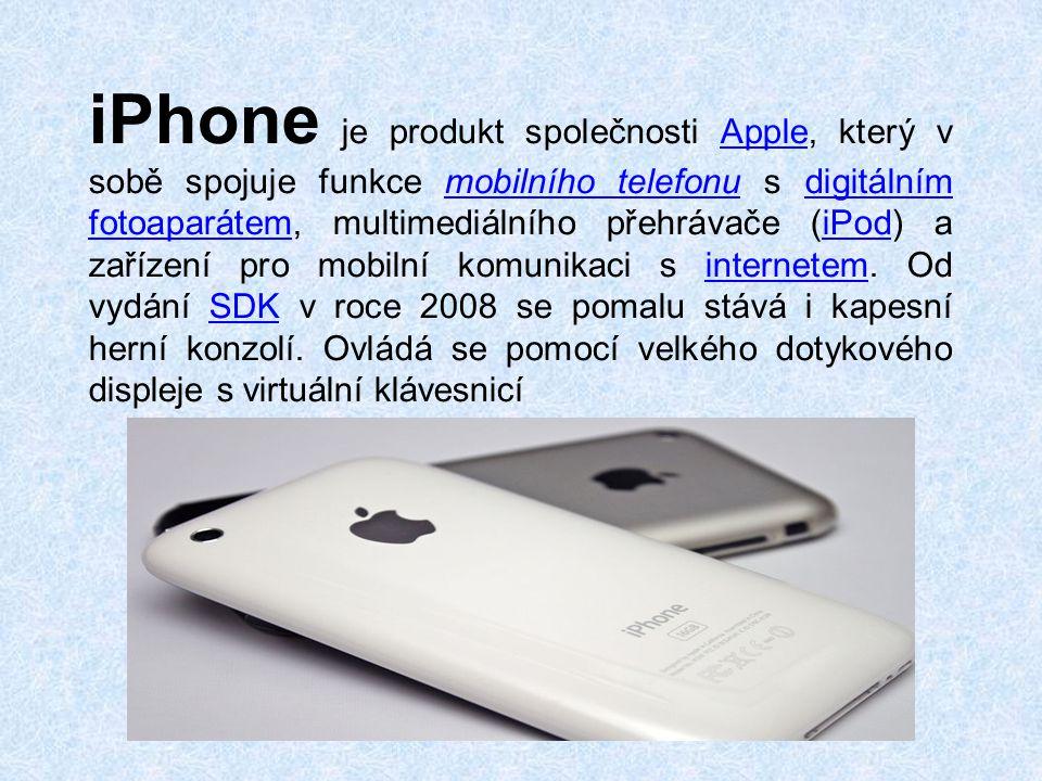 iPod je multimediální přehrávač firmy Apple.