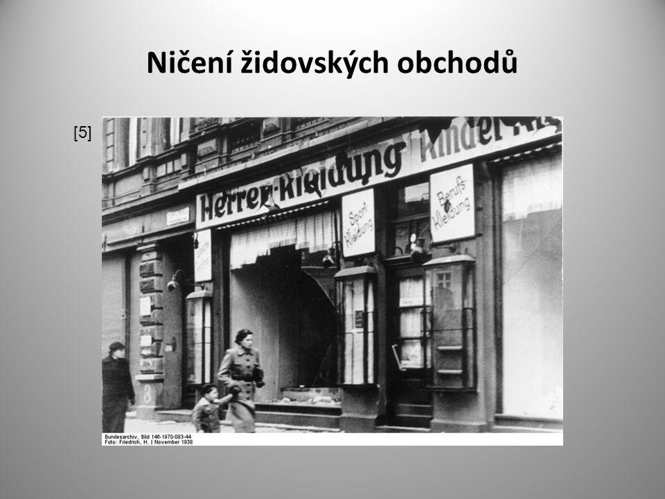 Ničení židovských obchodů [5]