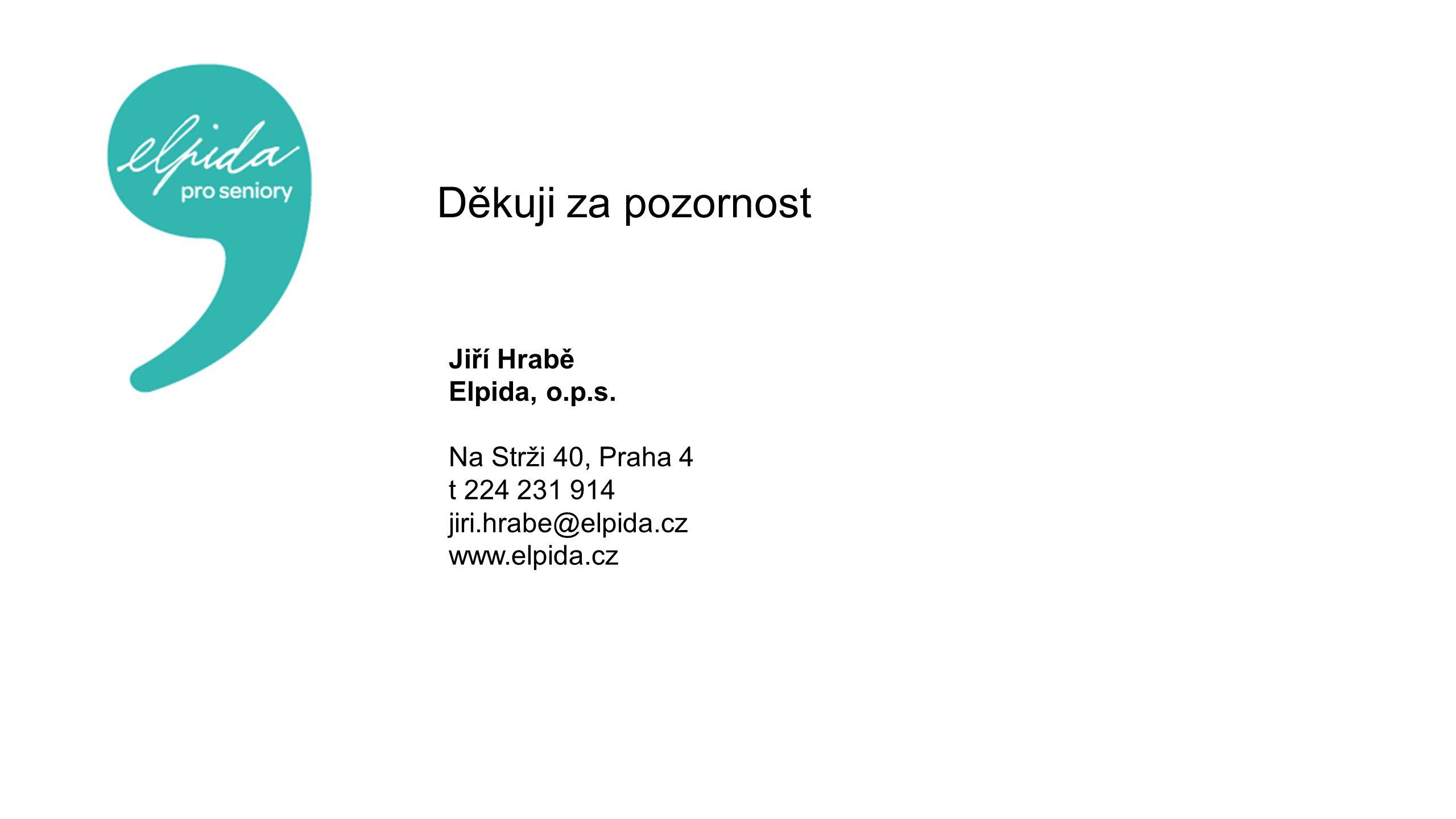 Jiří Hrabě Elpida, o.p.s.