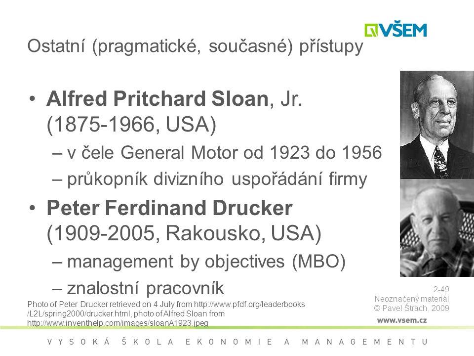 Alfred Pritchard Sloan, Jr.