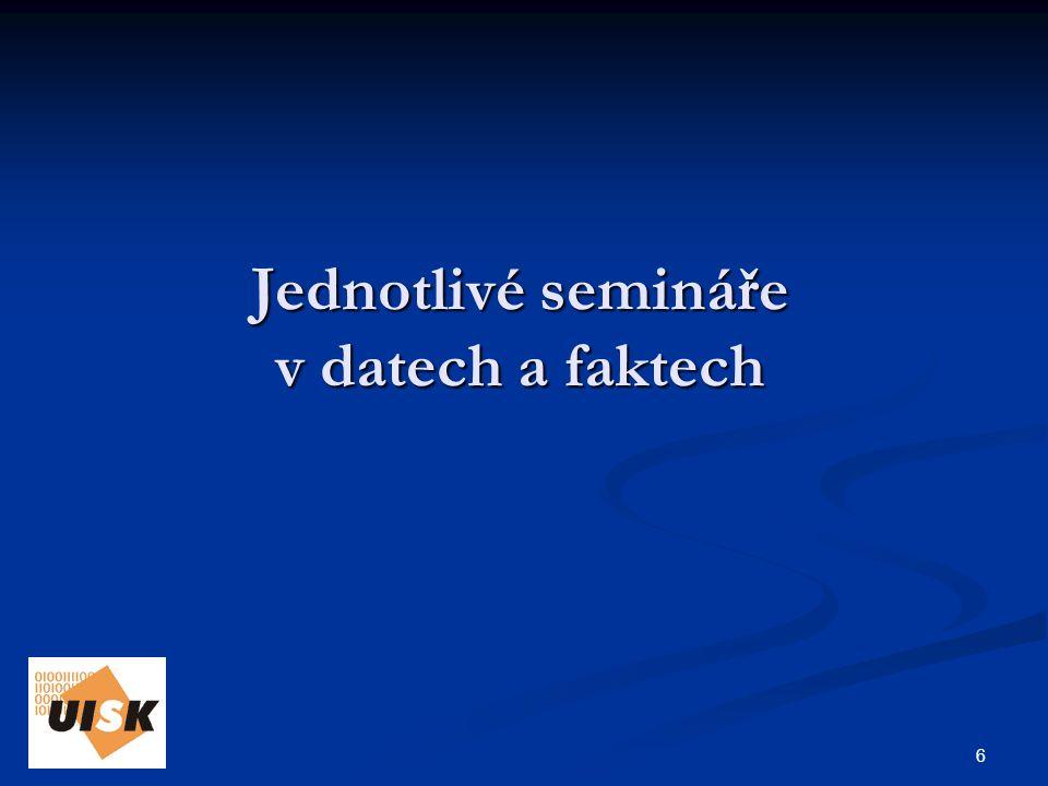 17 Prezentace výsledků v odborné komunitě v ČR a SR Knihovny současnosti 2009: Knihovny současnosti 2009: http://www.sdruk.cz/sec/2009/b3/jansa_ocko_skolkova_sp oluprace_vyvoj_svobodneho_softwaru.pdf (prezentace) http://www.sdruk.cz/sec/2009/b3/jansa_ocko_skolkova_sp oluprace_vyvoj_svobodneho_softwaru.pdf (prezentace) http://www.sdruk.cz/sec/2009/b3/jansa_ocko_skolkova_sp oluprace_vyvoj_svobodneho_softwaru.pdf http://www.sdruk.cz/sec/2009/b3/jansa_ocko_skolkova_sp oluprace_vyvoj_svobodneho_softwaru.pdf http://www.sdruk.cz/sec/2009/sbornik/2009-3-069.pdf (plný text) http://www.sdruk.cz/sec/2009/sbornik/2009-3-069.pdf (plný text) http://www.sdruk.cz/sec/2009/sbornik/2009-3-069.pdf Svobodný software v knihovnictví (Národní technická knihovna, říjen 2009) Svobodný software v knihovnictví (Národní technická knihovna, říjen 2009) Infokon 2009: Infokon 2009: http://www.slideshare.net/lindask/vyuit-knihovnho- softwaru-evergreen-ve-vuce-na-isk-linda-jansov http://www.slideshare.net/lindask/vyuit-knihovnho- softwaru-evergreen-ve-vuce-na-isk-linda-jansov http://www.slideshare.net/lindask/vyuit-knihovnho- softwaru-evergreen-ve-vuce-na-isk-linda-jansov http://www.slideshare.net/lindask/vyuit-knihovnho- softwaru-evergreen-ve-vuce-na-isk-linda-jansov