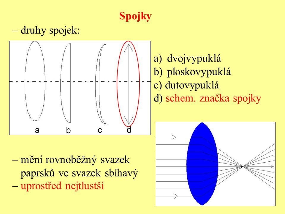 Rozptylky – druhy rozptylek: d)dvojdutá e)ploskodutá f)vypuklodutá g) schem.