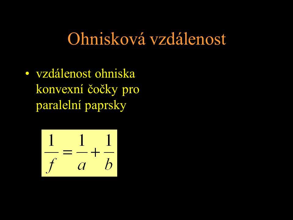3. Centrální neurofyziologie zraku