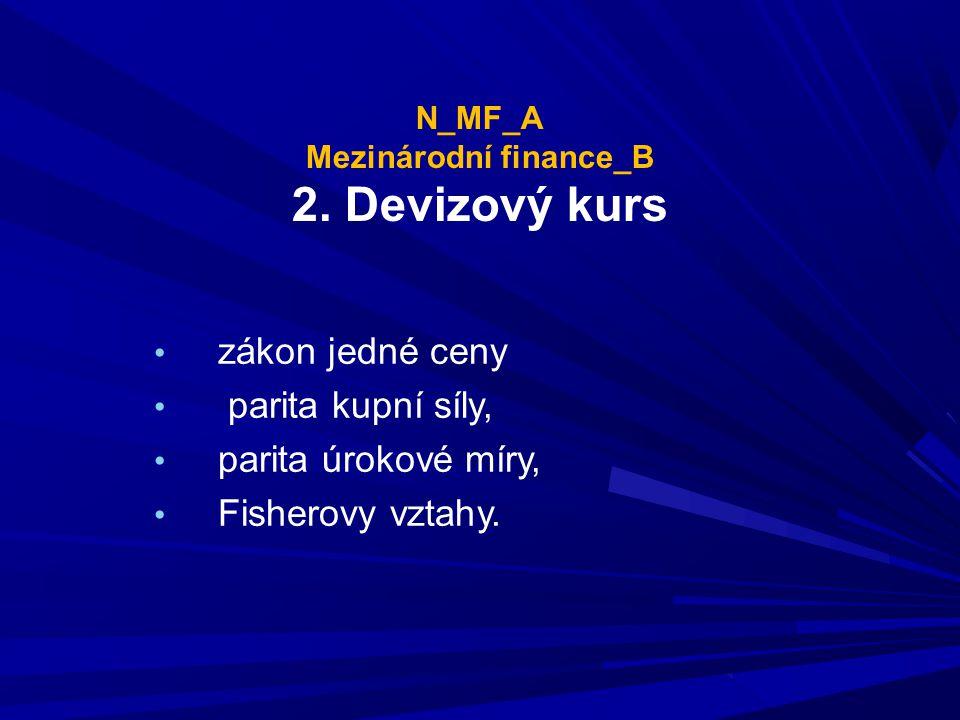 N_MF_A Mezinárodní finance_B 2.