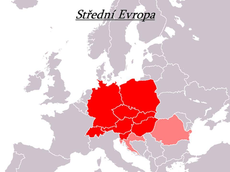 -Evropa se rozkládá v mírném podnebném pásu, výhoda její polohy spočívá hlavně v mírném počasí.
