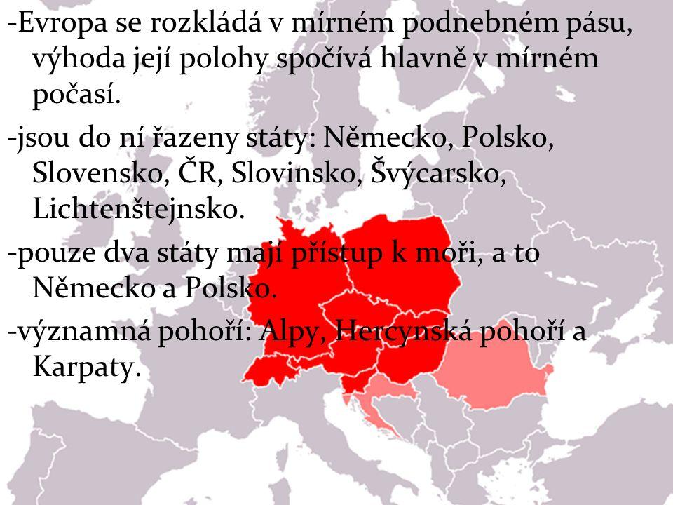 Polsko -počet obyvatel: 38 511 824 -rozloha: 312 679 km² -nejvyšší bod: 2499,2 m.