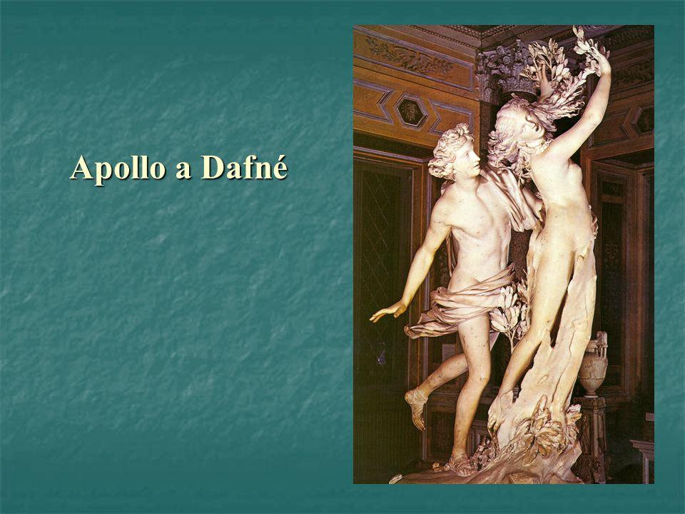 Apollo a Dafné