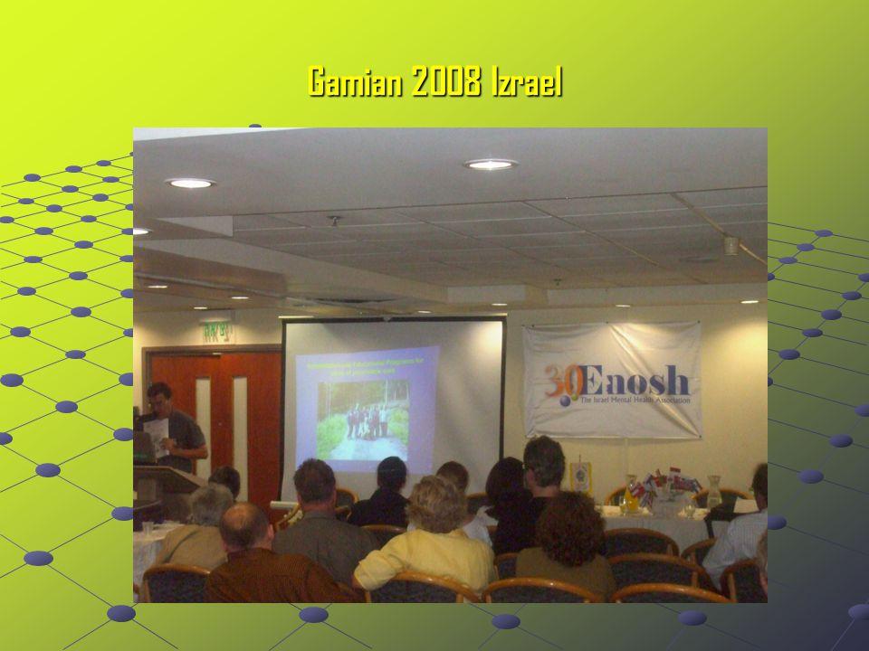 Gamian 2008 Izrael