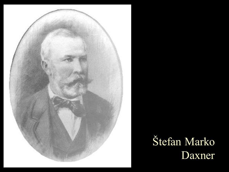 Štefan Marko Daxner