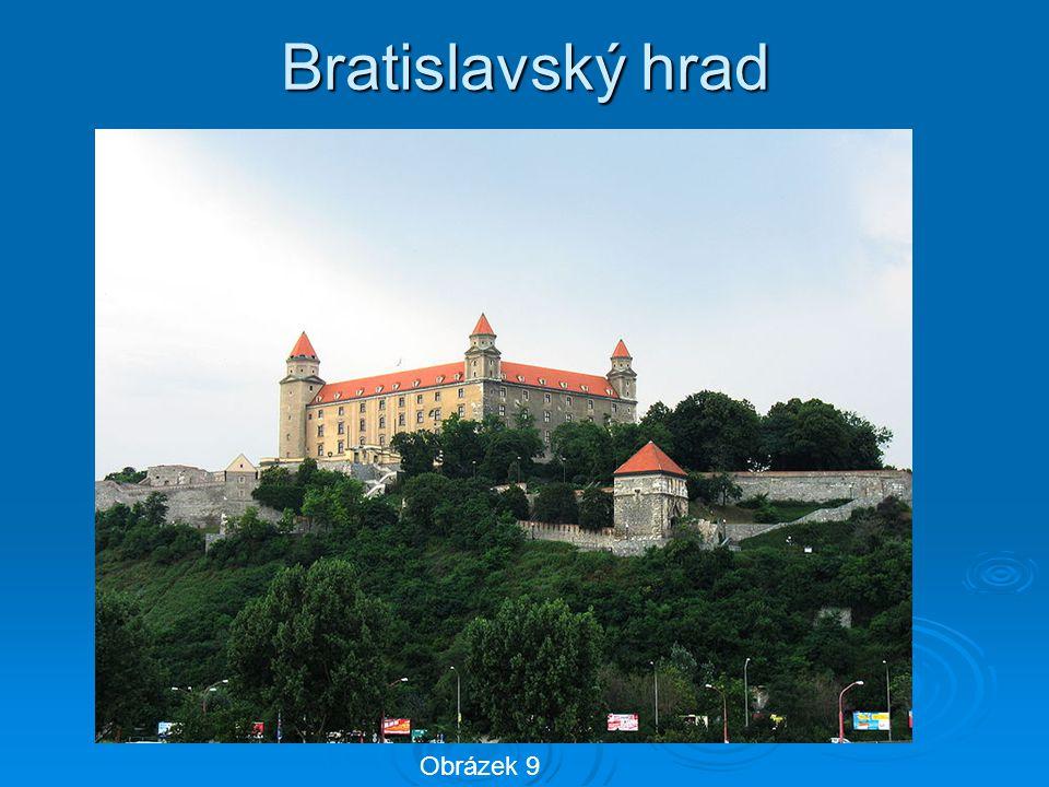 Bratislavský hrad Obrázek 9