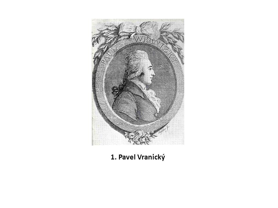 1. Pavel Vranický