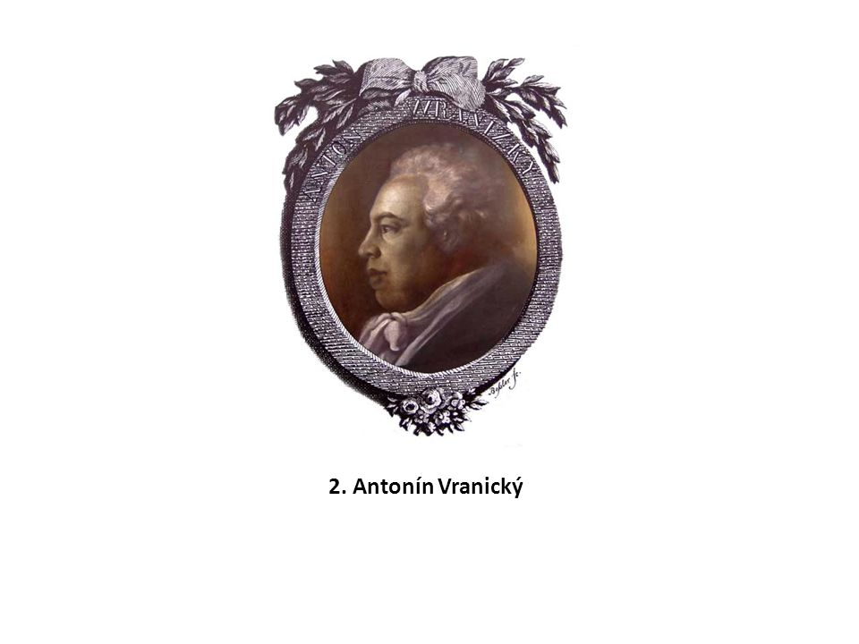 2. Antonín Vranický