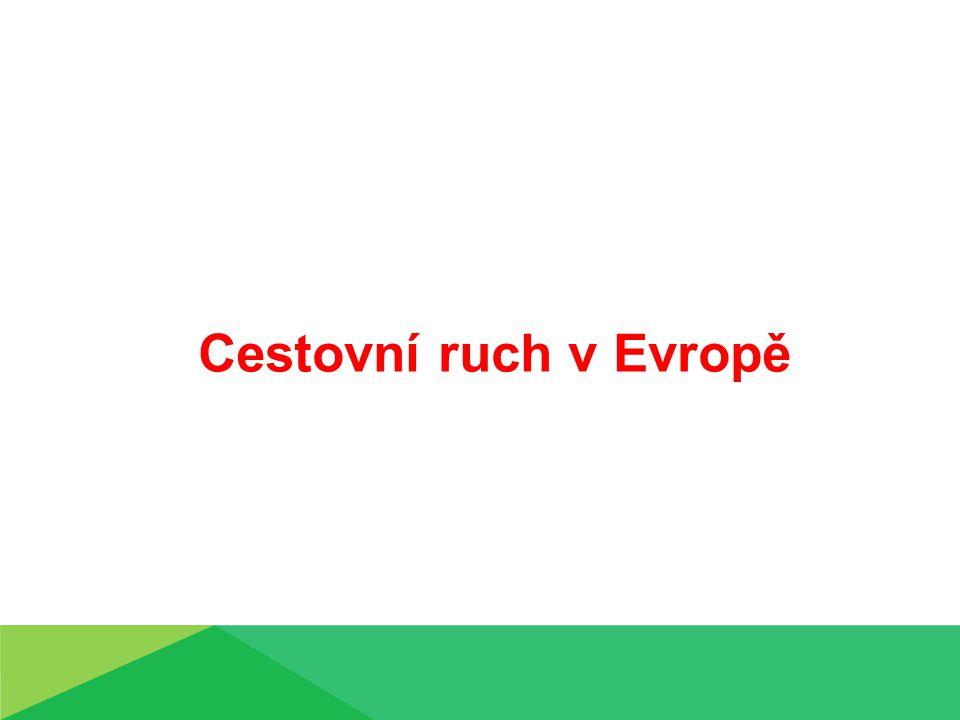 Cestovní ruch v Evropě