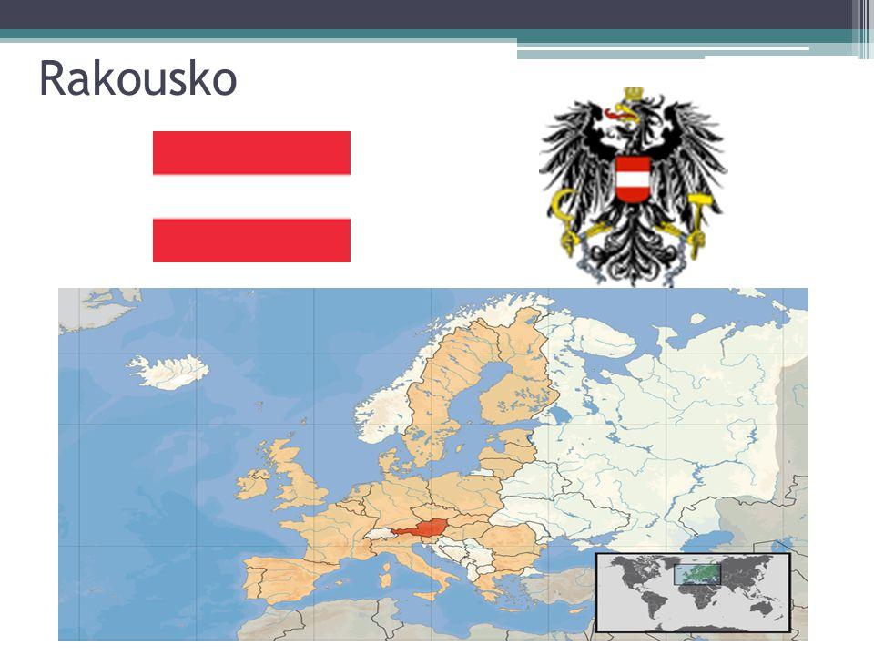 Rakousko Republik ÖsterreichRepublik Österreich vnitrozemská federativní republika ležící ve střední EvropěJe vnitrozemská federativní republika ležící ve střední Evropě Rakousko je členem OSN, Rady Evropy, EU, Schengenského prostoru a Eurozóny