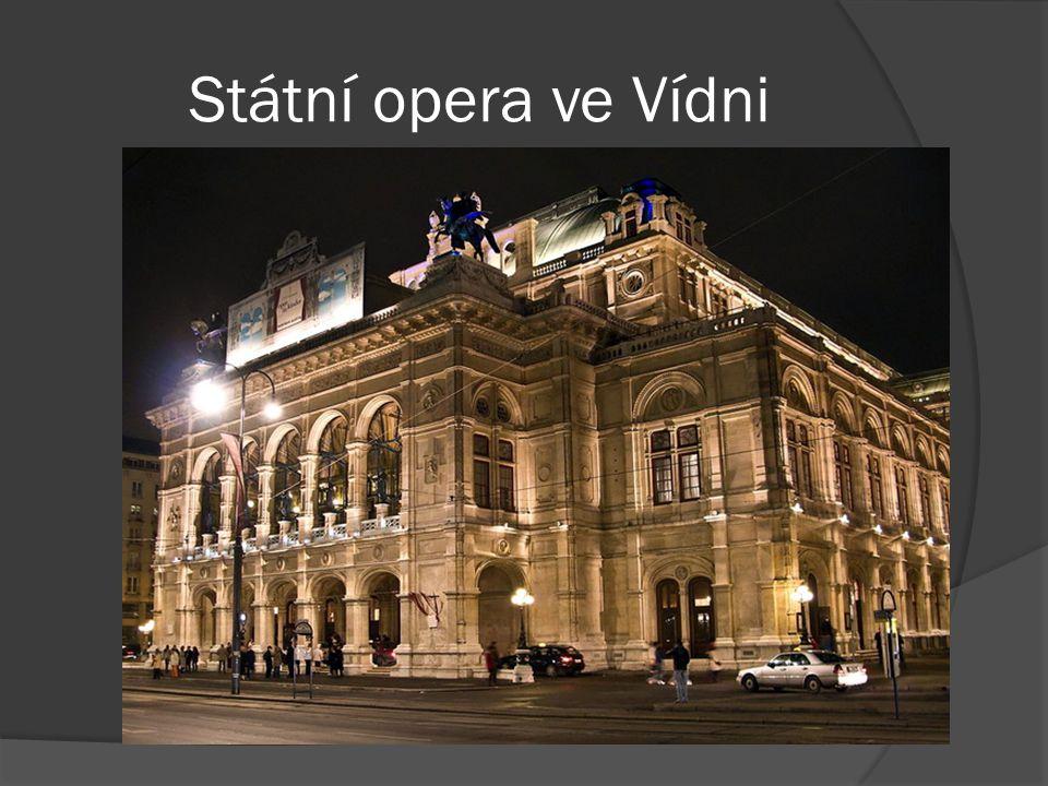 Státní opera ve Vídni