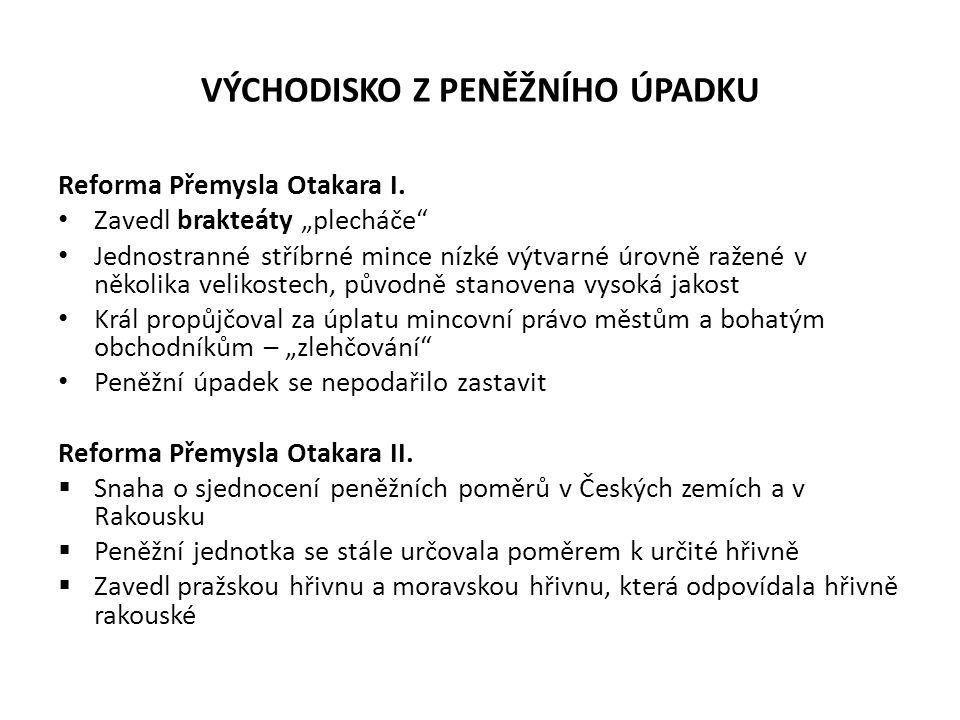 PŘECHOD KE GROŠOVÉ MĚNĚ 11.a 12.