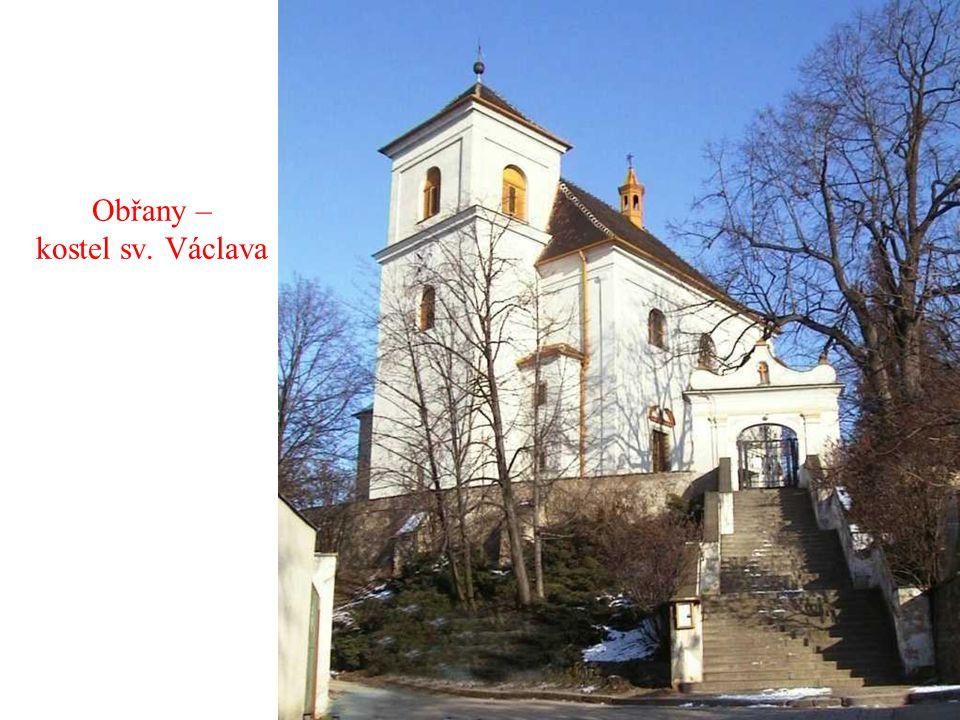 Komárov – kostel sv. Jiljí