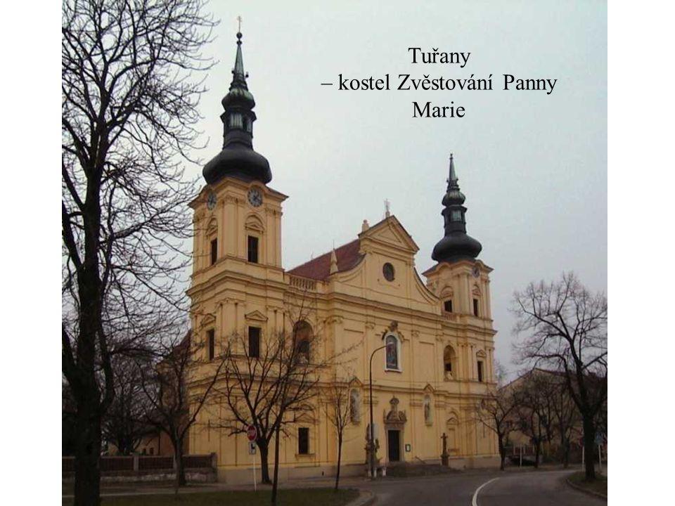 Obřany – kostel sv. Václava