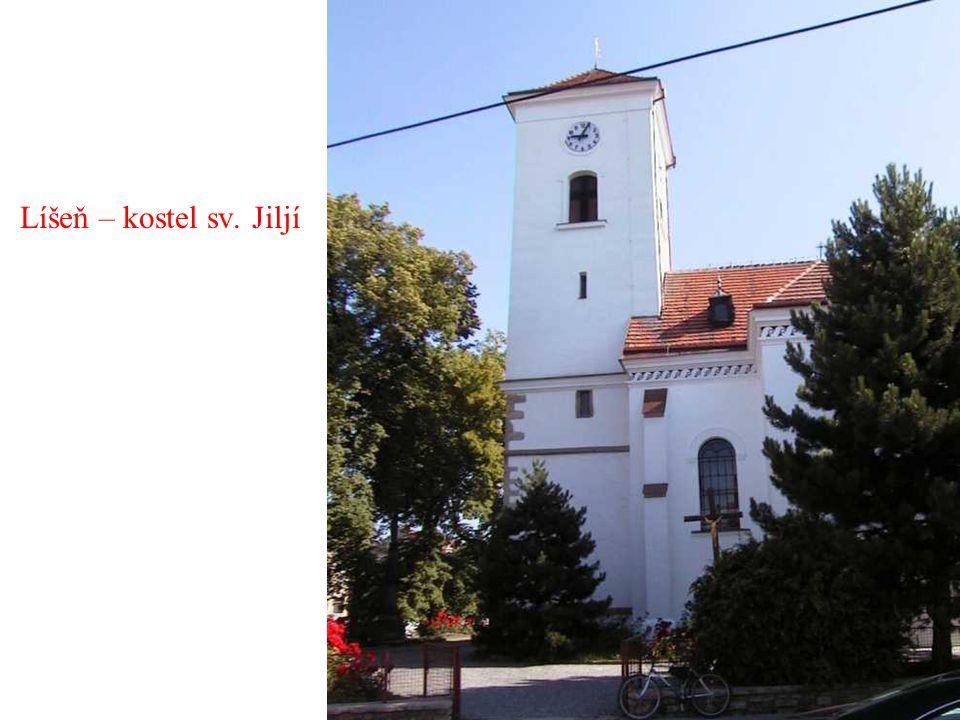 Slatina – kostel Povýšení sv. Kříže