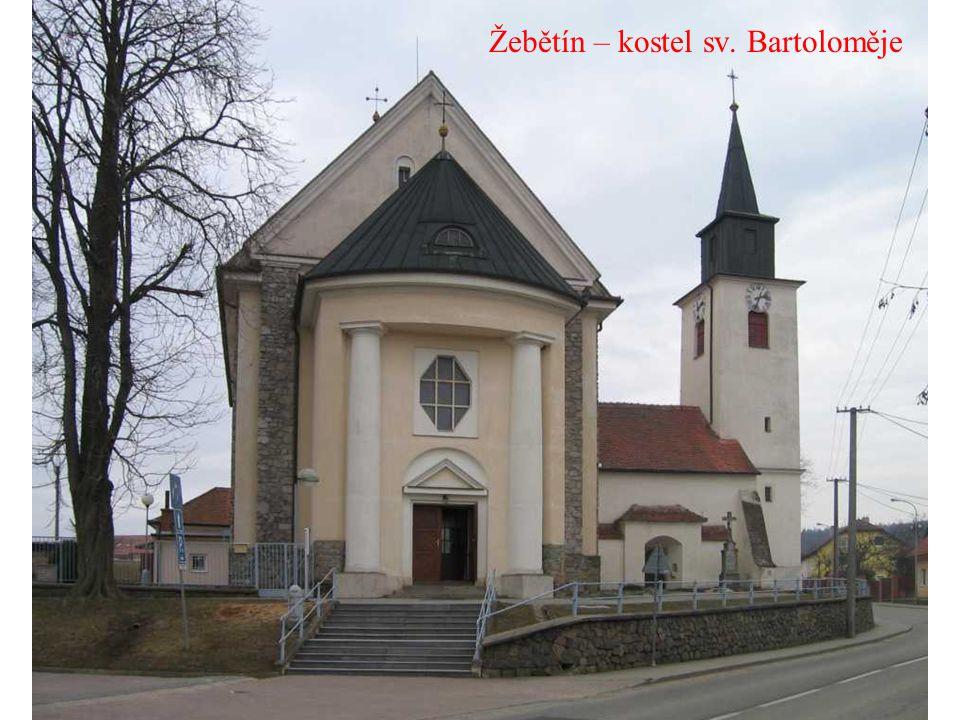 Starý Lískovec – kostel sv. Jana Nepomuckého