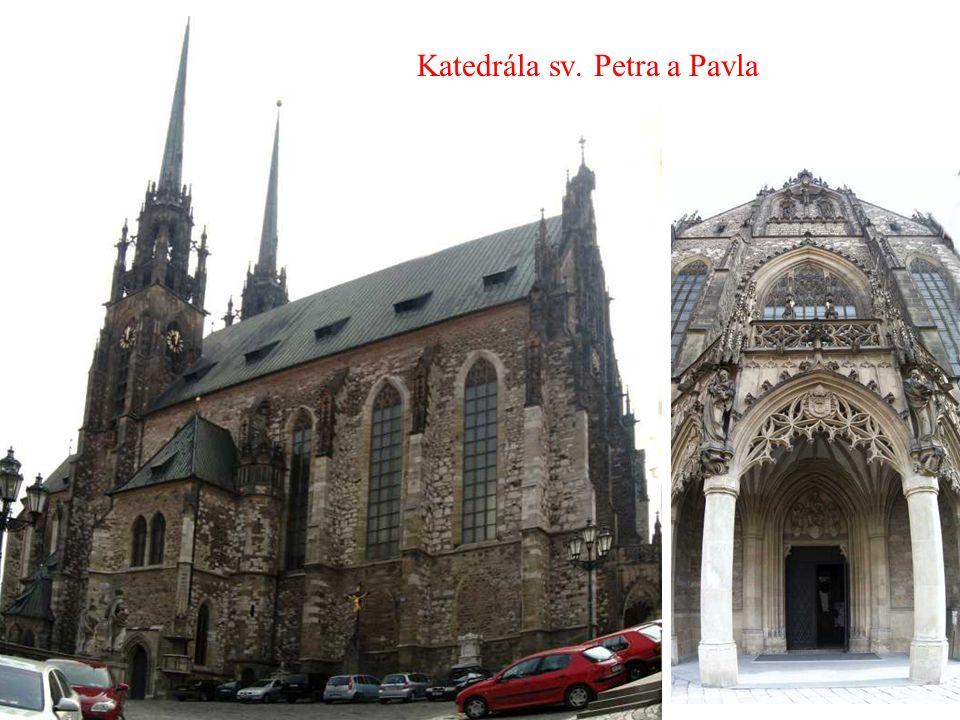 Kostel sv. Leopolda – ul. Vídeňská
