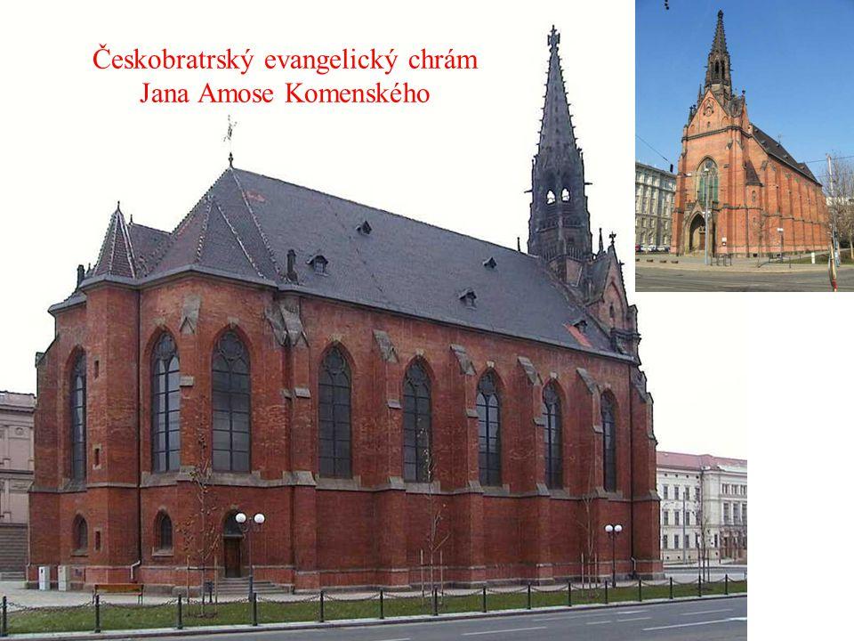 Bystrc – kostel sv. Janů