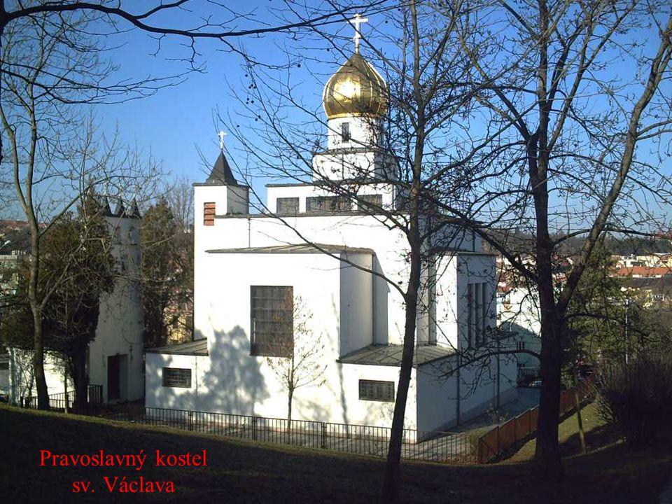 Českobratrský evangelický chrám Jana Amose Komenského
