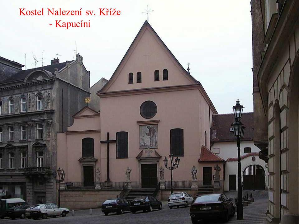 Řečkovice – kostel sv. Vavřince