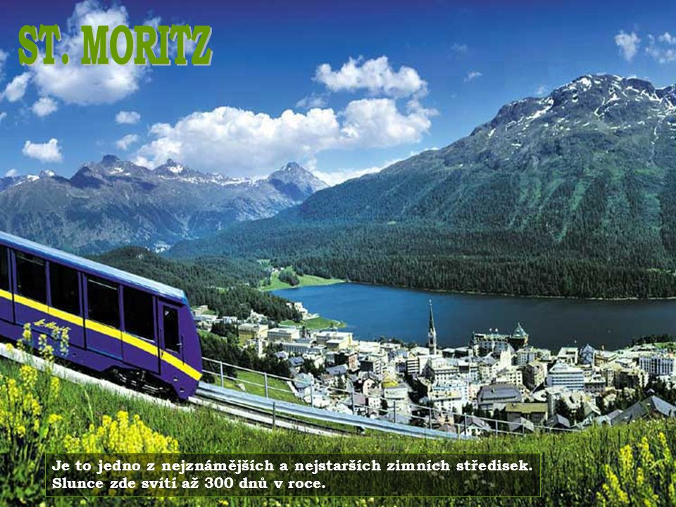 Ledovec Jungfrau-Aletsch Glacier, dlouhý 24 km je pokládán za největší v Evropě. Je zapsán v listině přírodního dědictví UNESCO.