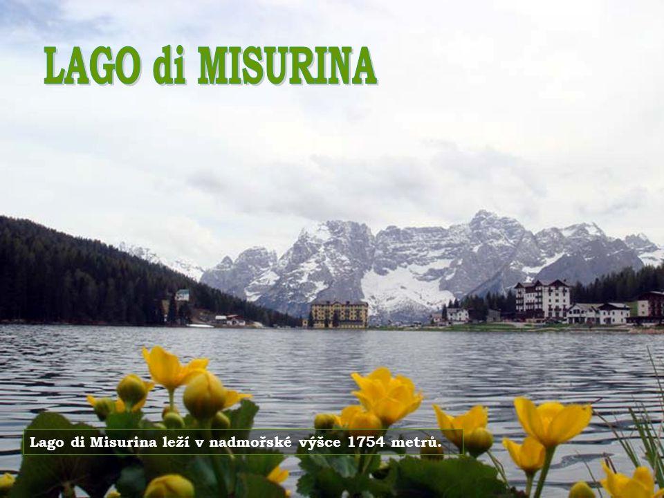 Mezi nejznámější hory v okolí patří Tofane na západě, na severu Pamagagnon, Cristallo na severovýchodě a Sorapiss a Becco di Croda Mezzodì a Cinque Torri na východě.