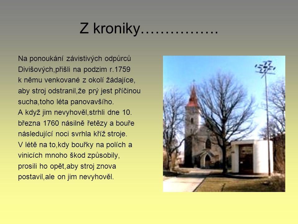 Kněz i vědec Prokopa Diviše provázely po celý život problémy,jak skloubit profesi kněze s profesí vědce. Byl obviňován ze šarlatánství a teprve obhajo