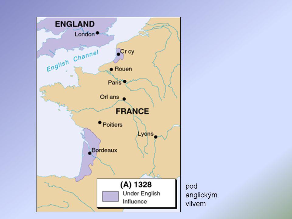 Válka růží- zápas o anglický trůn 1455-1485 2 rody usilovaly o trůn Lancaster (červená) York (bílá) během války se téměř vybila anglická šlechta r.