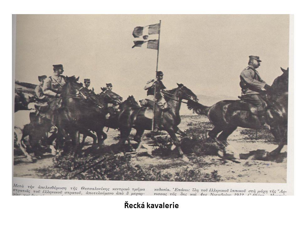 Řecká kavalerie