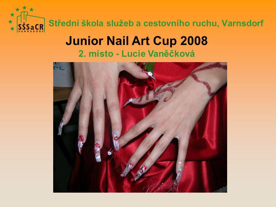 Střední škola služeb a cestovního ruchu, Varnsdorf Junior Nail Art Cup 2008 2.