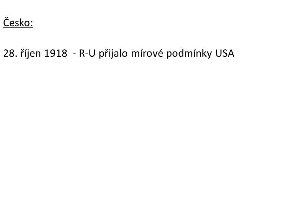Zákon o zřízení samostatného československého státu