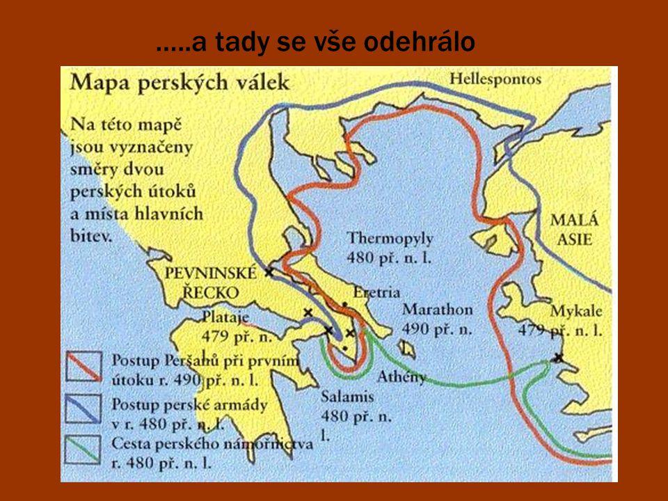 3.Bitva u Marathónu 490 př.n.l. Ř.
