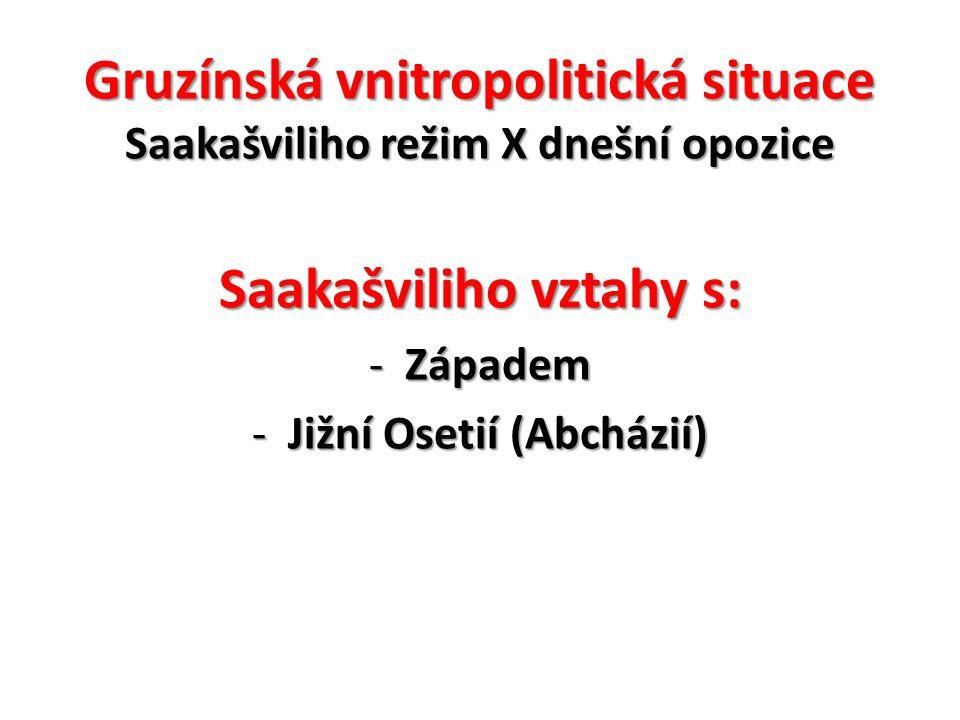 Jihoosetský režim E.Kokoityho (Kokojeva) Povaha režimu Povaha režimu E.