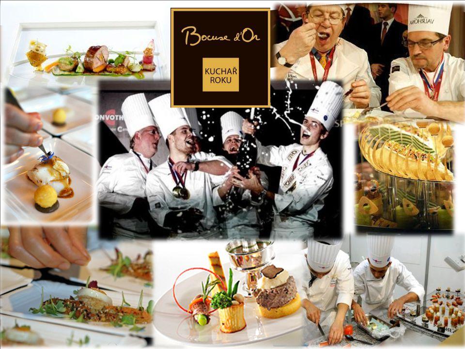 Národní kvalifikace Bocuse d'Or – Kuchař roku bude probíhat ve dvou kolech: 1.Semifinálové kolo → z oslovených profesionálů se vybere pouze 8 postupujících do finálového kola 2.Finálové kolo → výběr nejlepšího soutěžícího postupujícího do soutěže Bocuse d'Or Europe 2012 a WACS Global Chefs Challenge 2013 Finálové kolo se uskuteční 10.