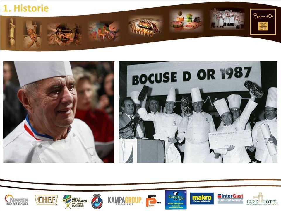 Soutěžní tým:  1 kuchař (k 29.1. 2013 věk minimálně 23 let a starší)  1 commis-chef (k 11.
