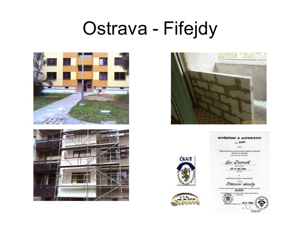 Ostrava - Fifejdy