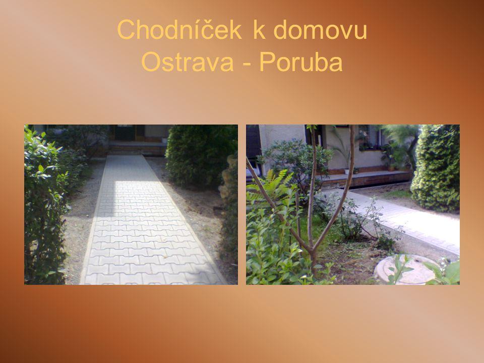 Chodníček k domovu Ostrava - Poruba
