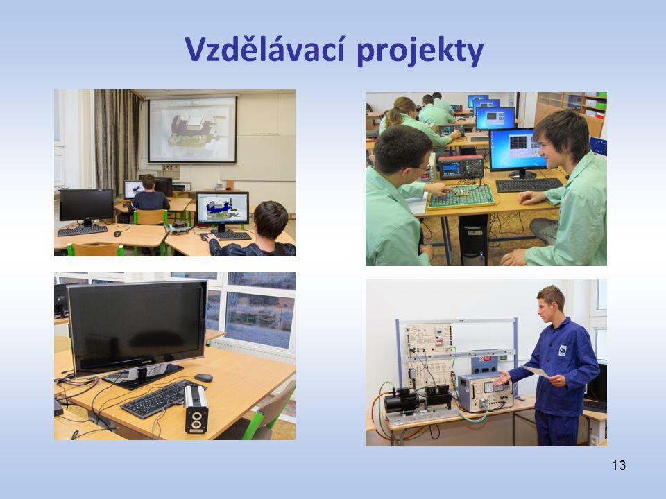 Vzdělávací projekty 13
