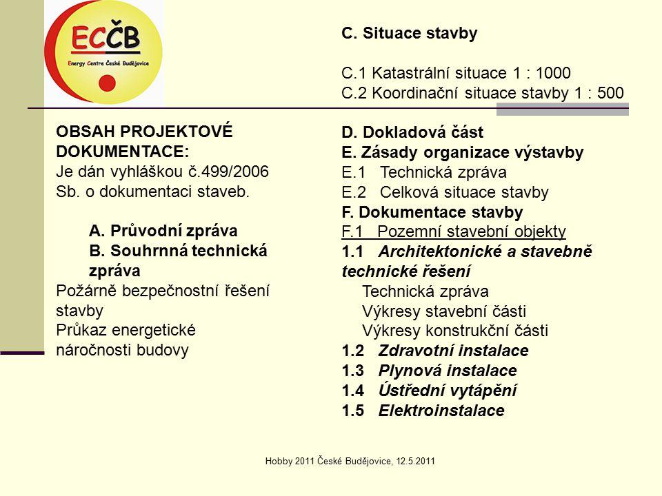 Hobby 2011 České Budějovice, 12.5.2011 C.